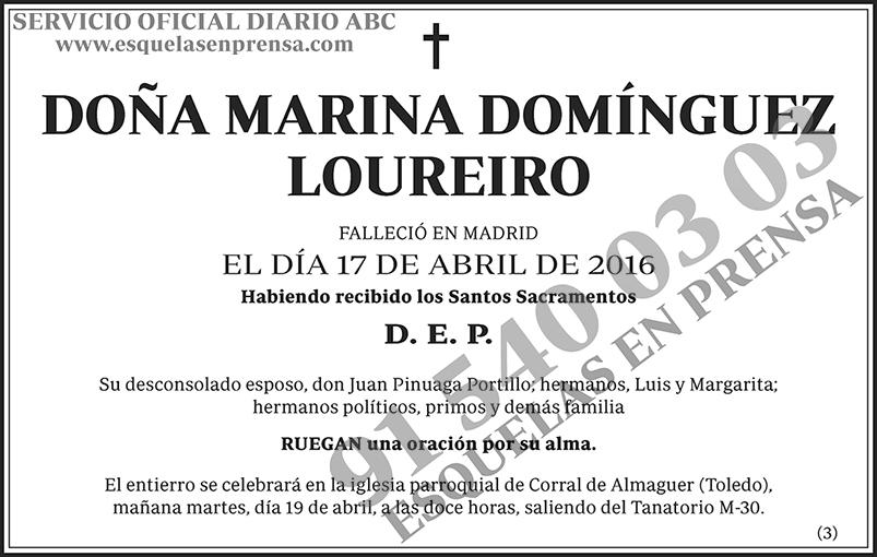 Marina Domínguez Loureiro